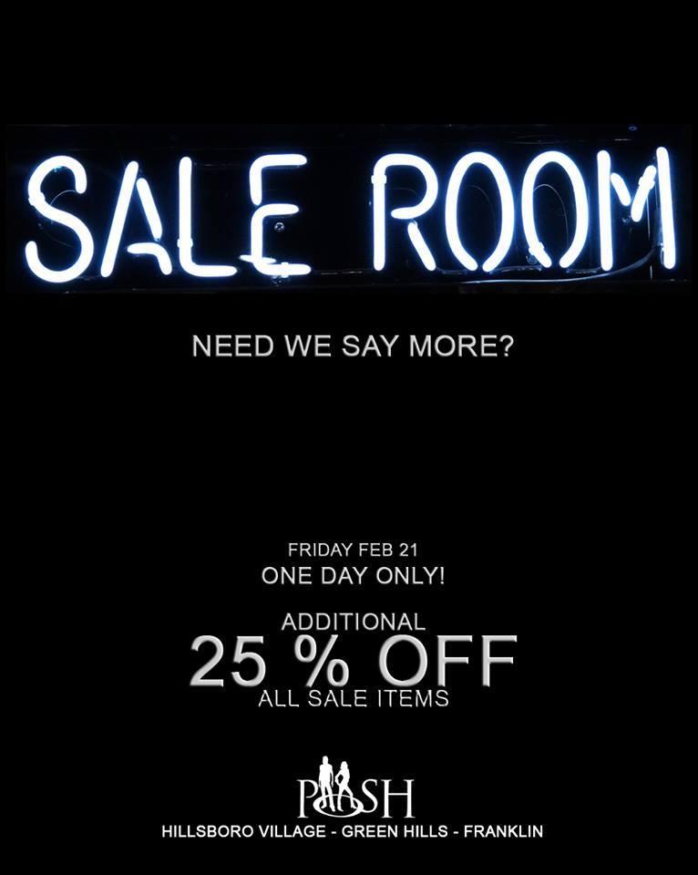 Posh Sale Room