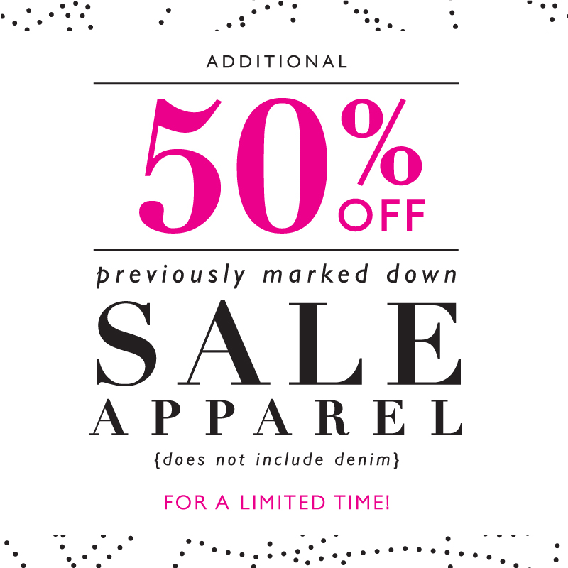 Soca Additional Sale