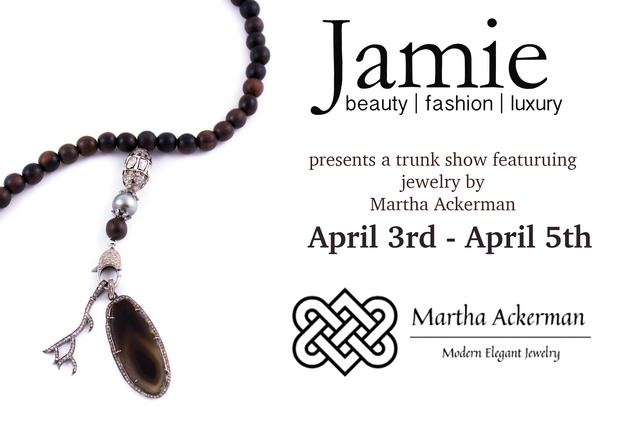Jamie NFW Trunk Show