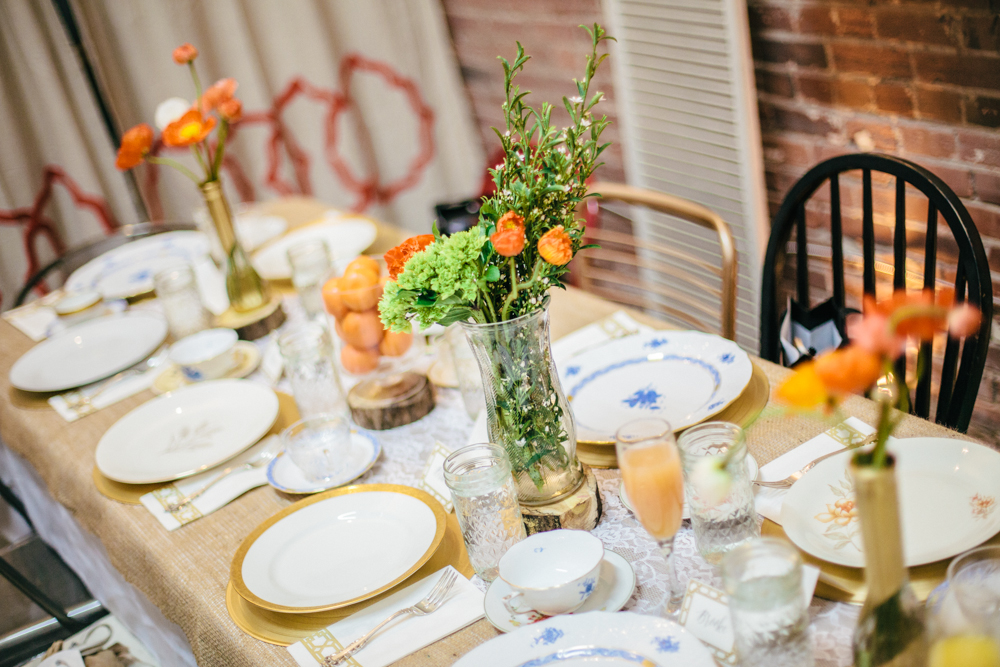 lululemon table setting by daniel c white