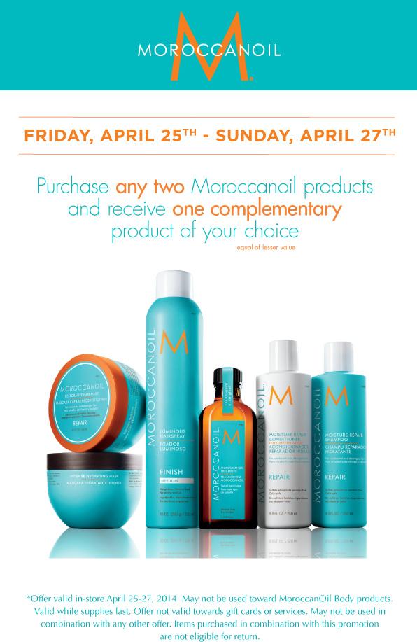 Cosmetic Market Moroccan Oil