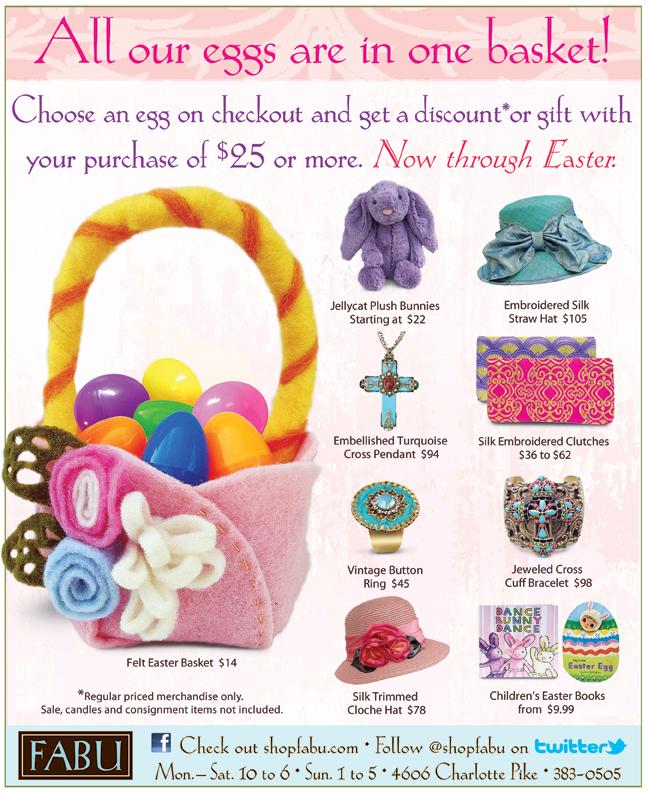 Fabu Easter