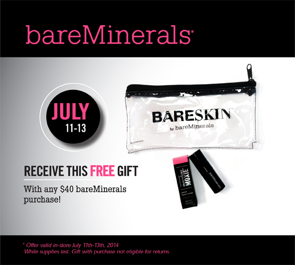 Cosmetic Marketi Bare Minerals