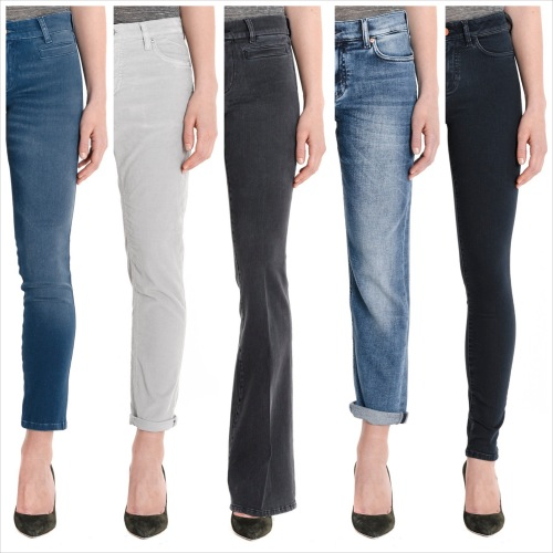 MiH Jeans Collage New Small