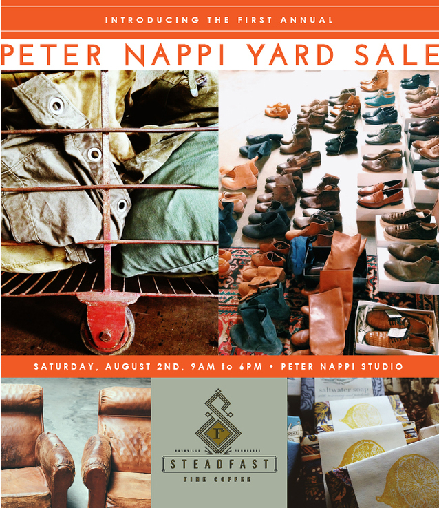 Peter Nappi Yard Sale