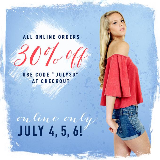 Soca July 4 online