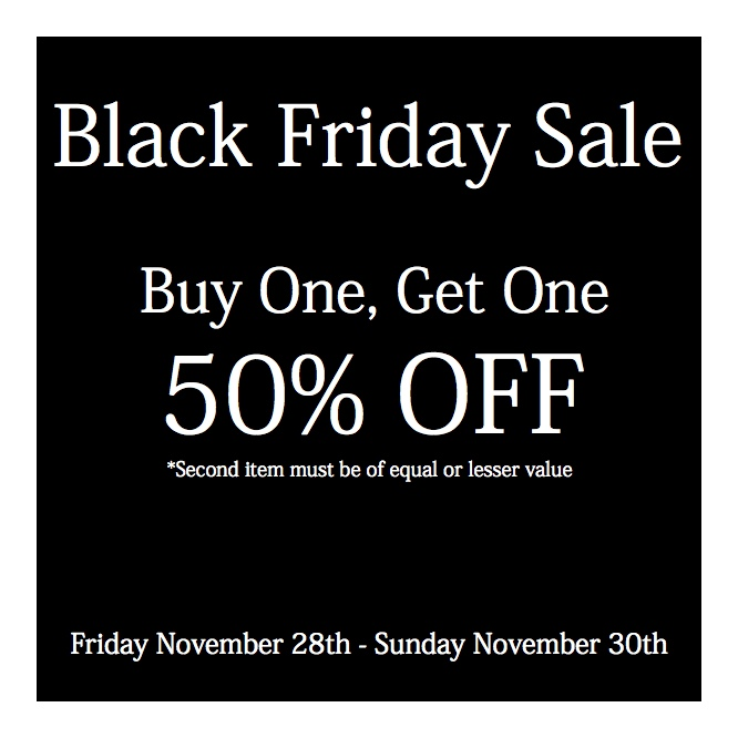 Emerson Grace Black Friday