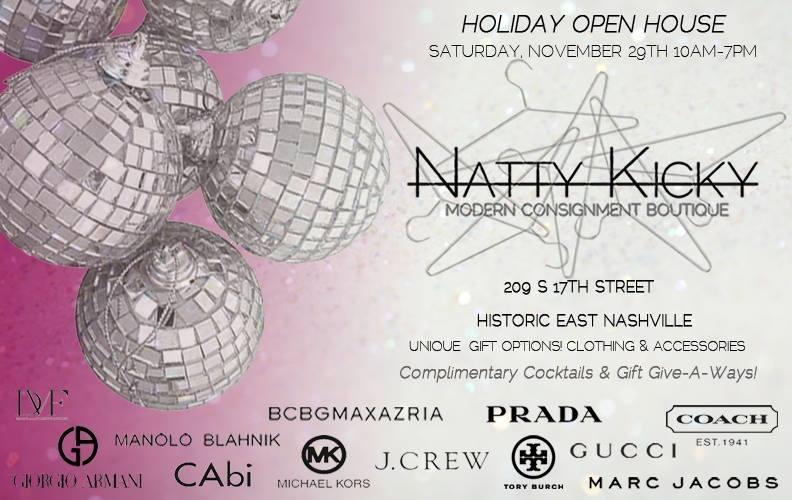 Natty Kicky Open House