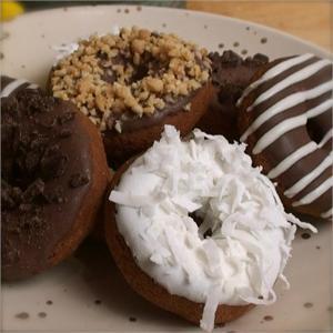 Gourmet Dog Dougnuts