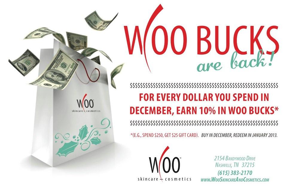 Woo Bucks
