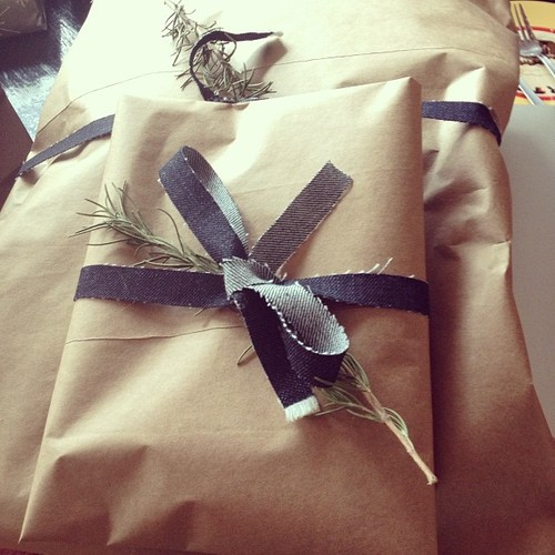 imogenewillie wrapping