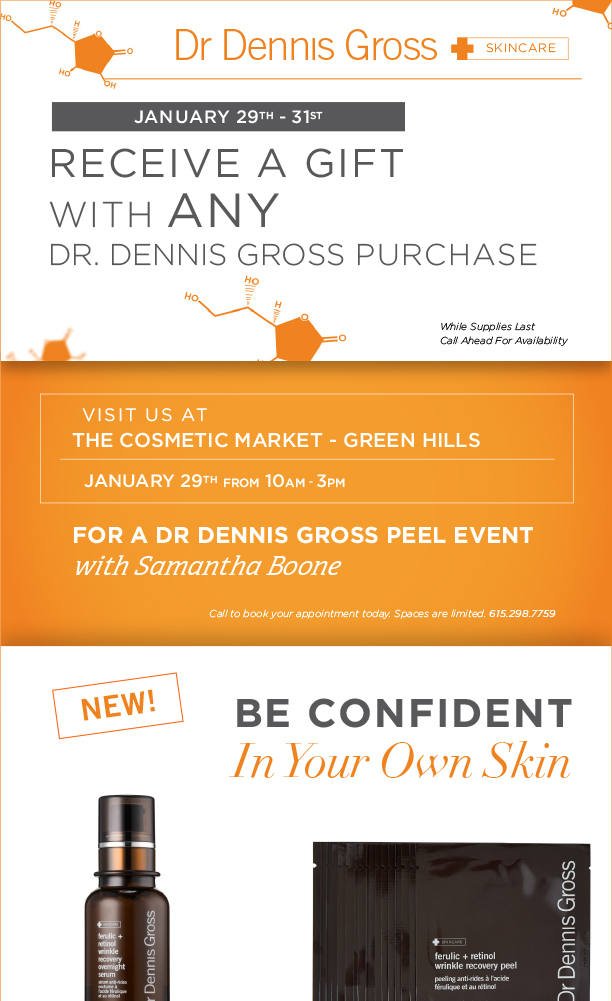 Cosmetic Market Dr Dennis Gross