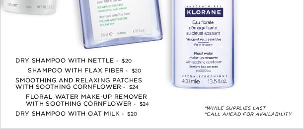Cosmetic Market Klorane 2