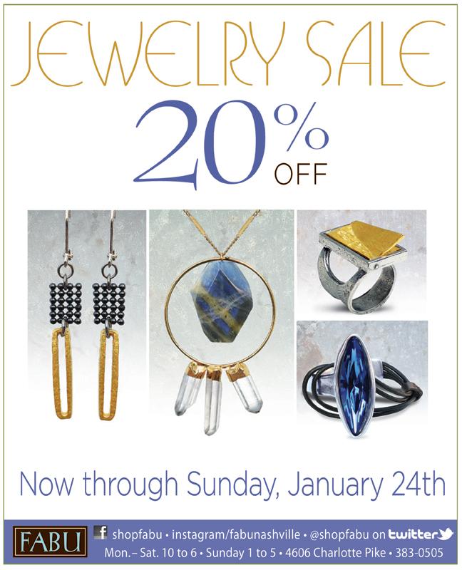 Fabu Jewelry Sale