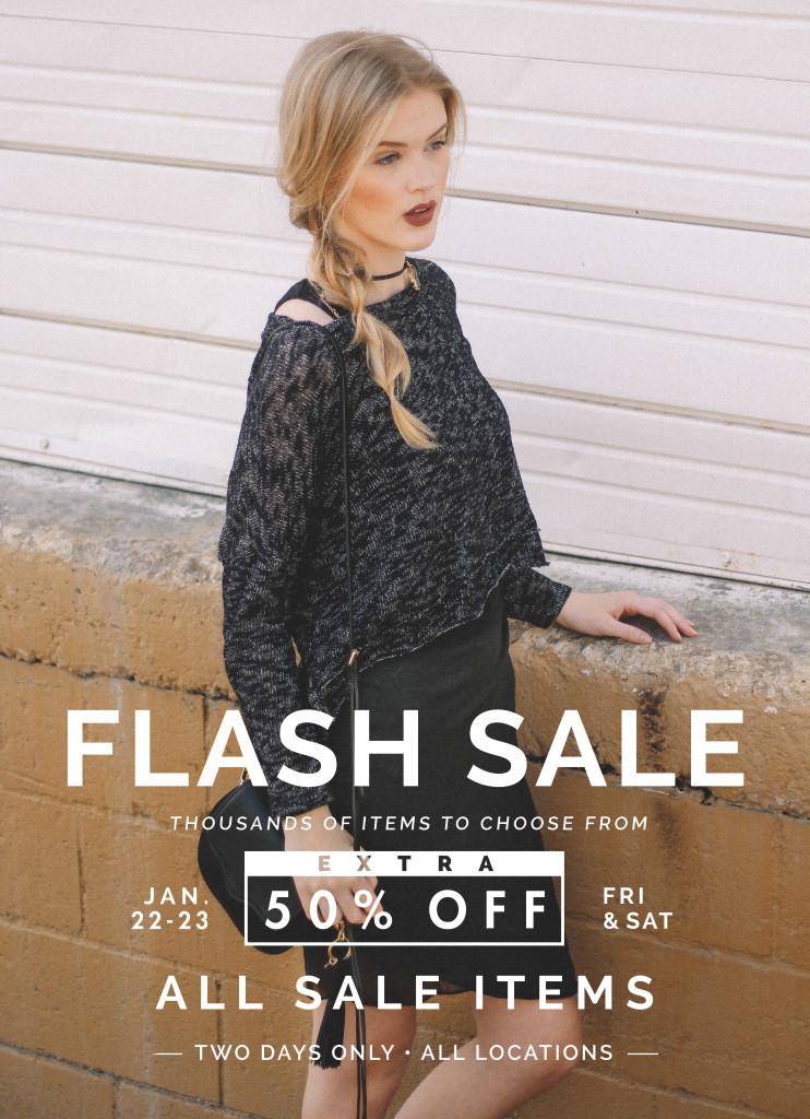Soca Flash Sale