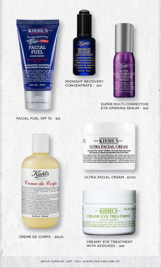 Cosmetic Market Kiehls