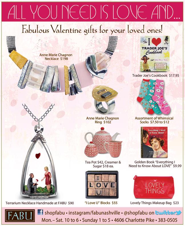 Fabu Valentine's Day