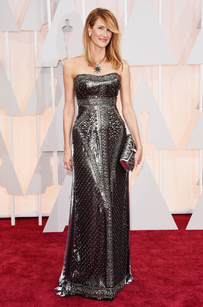Laura Dern_Alberta Ferretti_Oscars