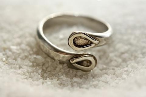 d marlene tearscape ring