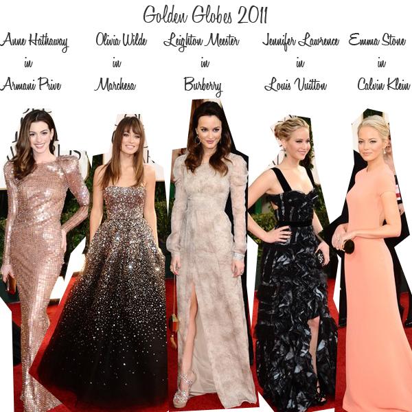 2011 Golden Globes