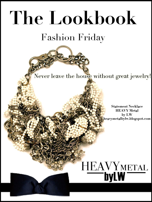 Fashion Friday - How to Wear it: Heavy Metal by LW — Stella