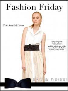 Sylvia Hiesel, Arnold Dress