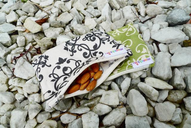 munchkin zipper bags