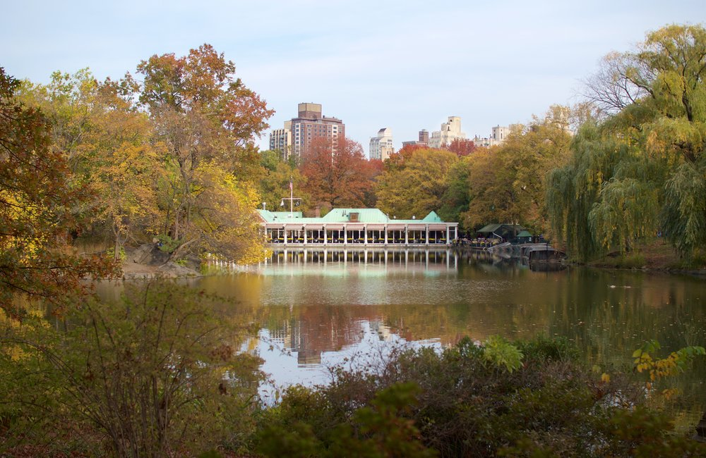The Loeb Boathouse