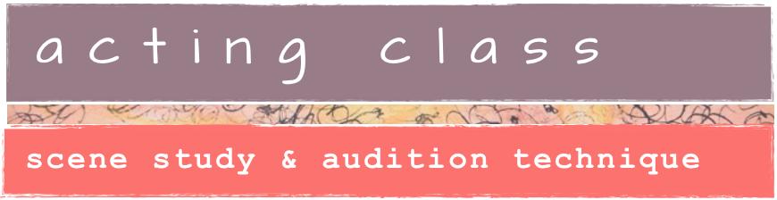acting class header