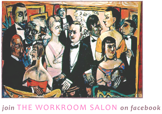 The Workroom Salon on Facebook The Workroom Mailing List