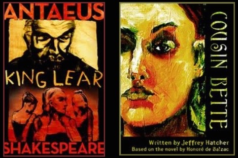 the first two plays in Antaeus' first full season