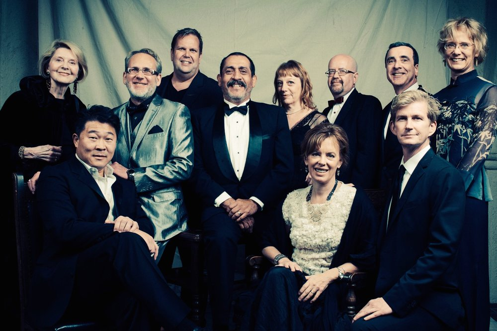 LA stage alliance's trusty Ovation rules committee, on which I served from 2007 - 2015