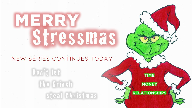 MERRY STRESSMAS #3 - RELATIONSHIPS — pointe.info