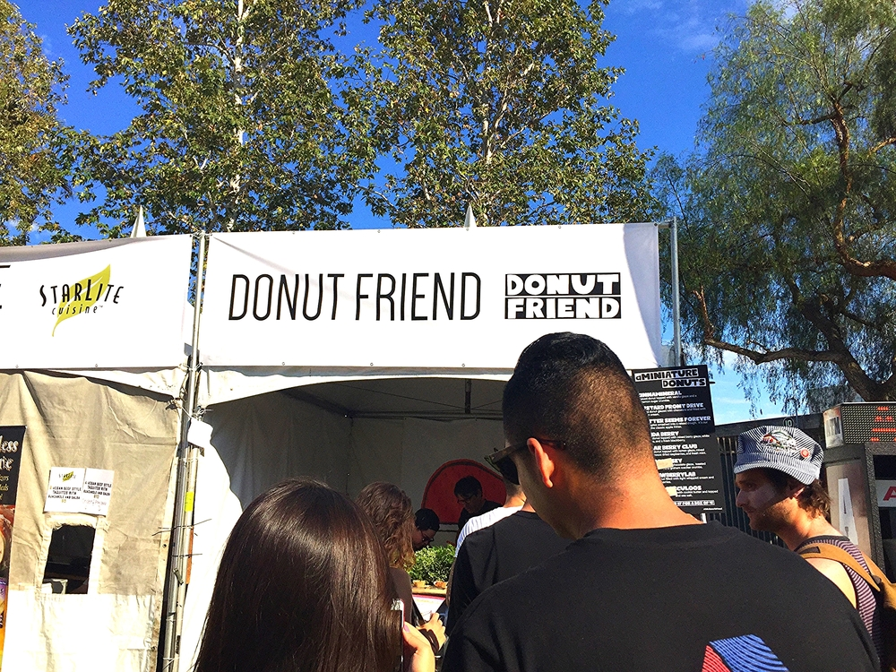 Finally got to try Donut Friend ... lives up to the hype!