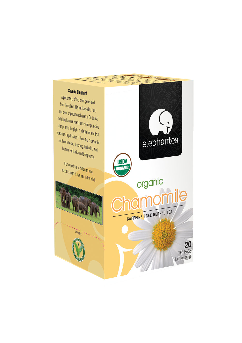 elephantea Organic Chamomile