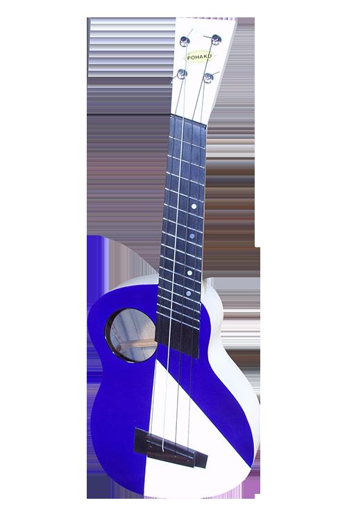 BLUE CUBIST