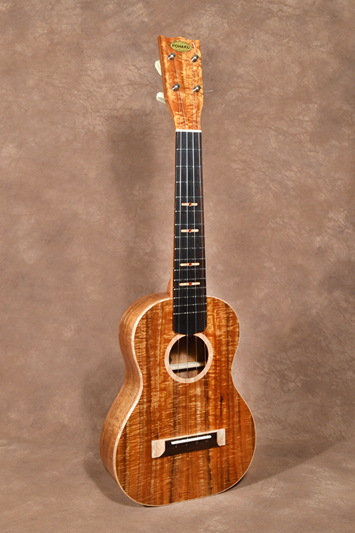 Koa Tenor Big Maple Soundhole1_web.png