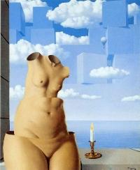 René Magritte   La Folie des Grandeurs , 1948-1949