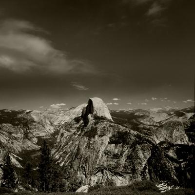 Luís Barreira Half dome, Yosemite park, USA, 2002 fotografia