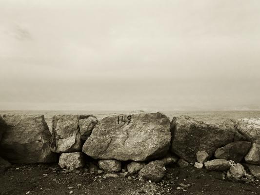 Luís Barreira  149, cova do vapor, 2015  fotografia  Série: seascapes