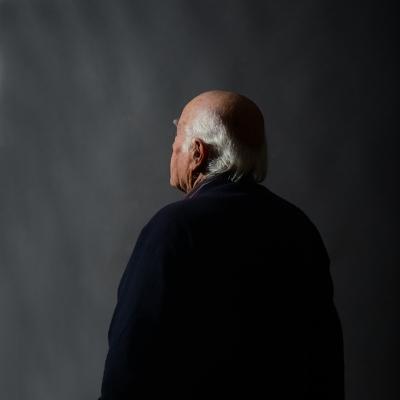 Luís Barreira  Pai (25/12/2015)  série:    Portraits     fotografia