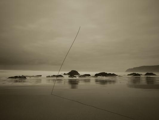 Luís Barreira  Landscape with line, 2016  série:    2016     fotografia