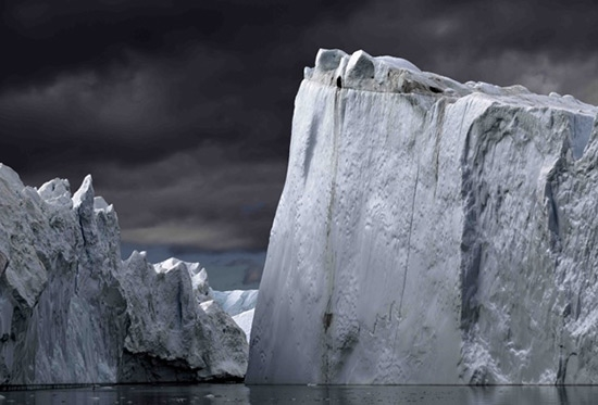 Jasmine Rossi   The Last IV IllulissatIcefjord, Greenland, 2013    créditos:    L´oeil de la Photographie