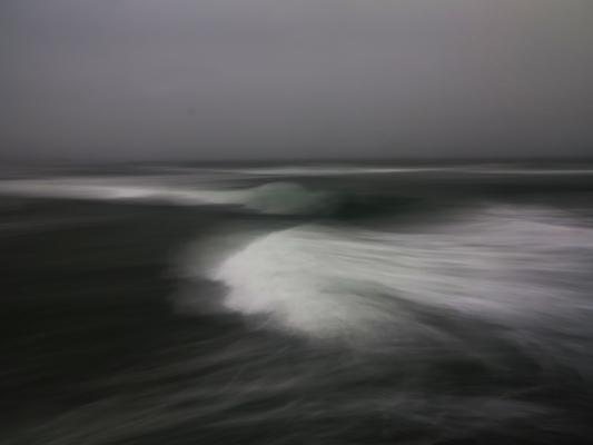 Luís Barreira  wave #013, 2016  fotografia  série:    thalassographies