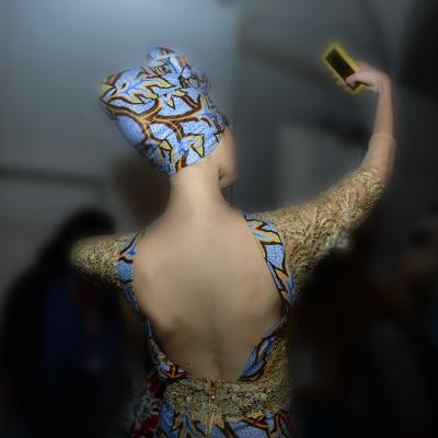 Luís Barreira  Moda Lisboa, 16  Designer: Nadir Tati  fotografia