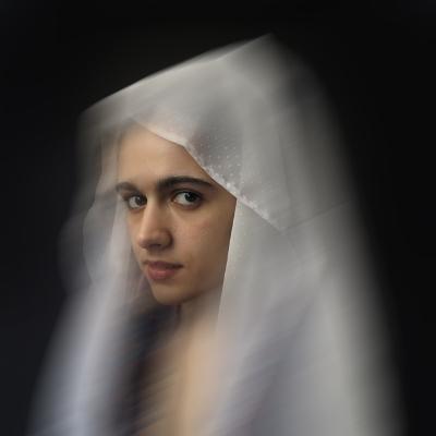 Luís Barreira  Mariana Cavique, 2013  série:    portraits     fotografia