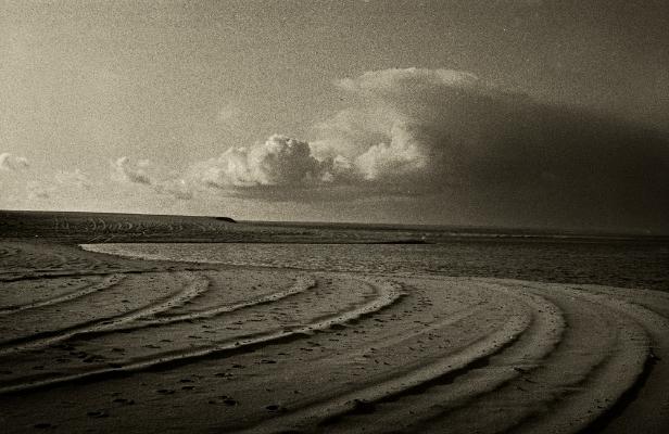 Luís Barreira Lagoa de Albufeira, 1991 Fotografia Gelatin-Silver Print Série: Landscapes