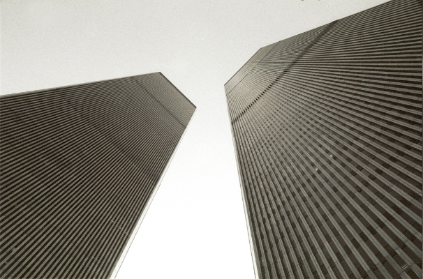 Luís Barreira  World Trade Center -  Twins Towers , 1994  Fotografia  Gelatin-Silver Print