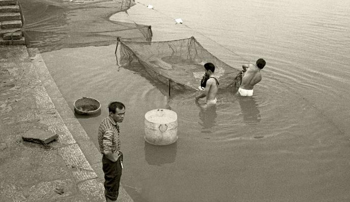 Luís Barreira Guilin, China, 1996 Fotografia Gelatin-Silver Print
