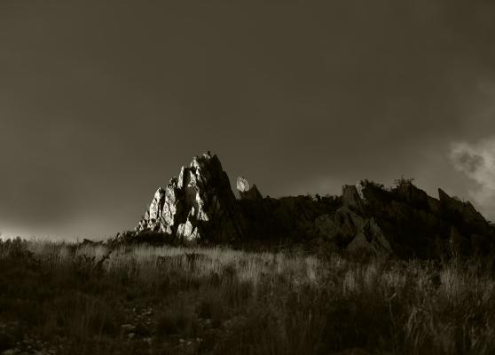 Luís Barreira  Serra do Açor, 2016  Fotografia  Série:   Landscapes    arquivo:04_25_NK1_2719, 2016